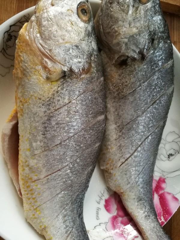 冬笋烧黄鱼的做法大全