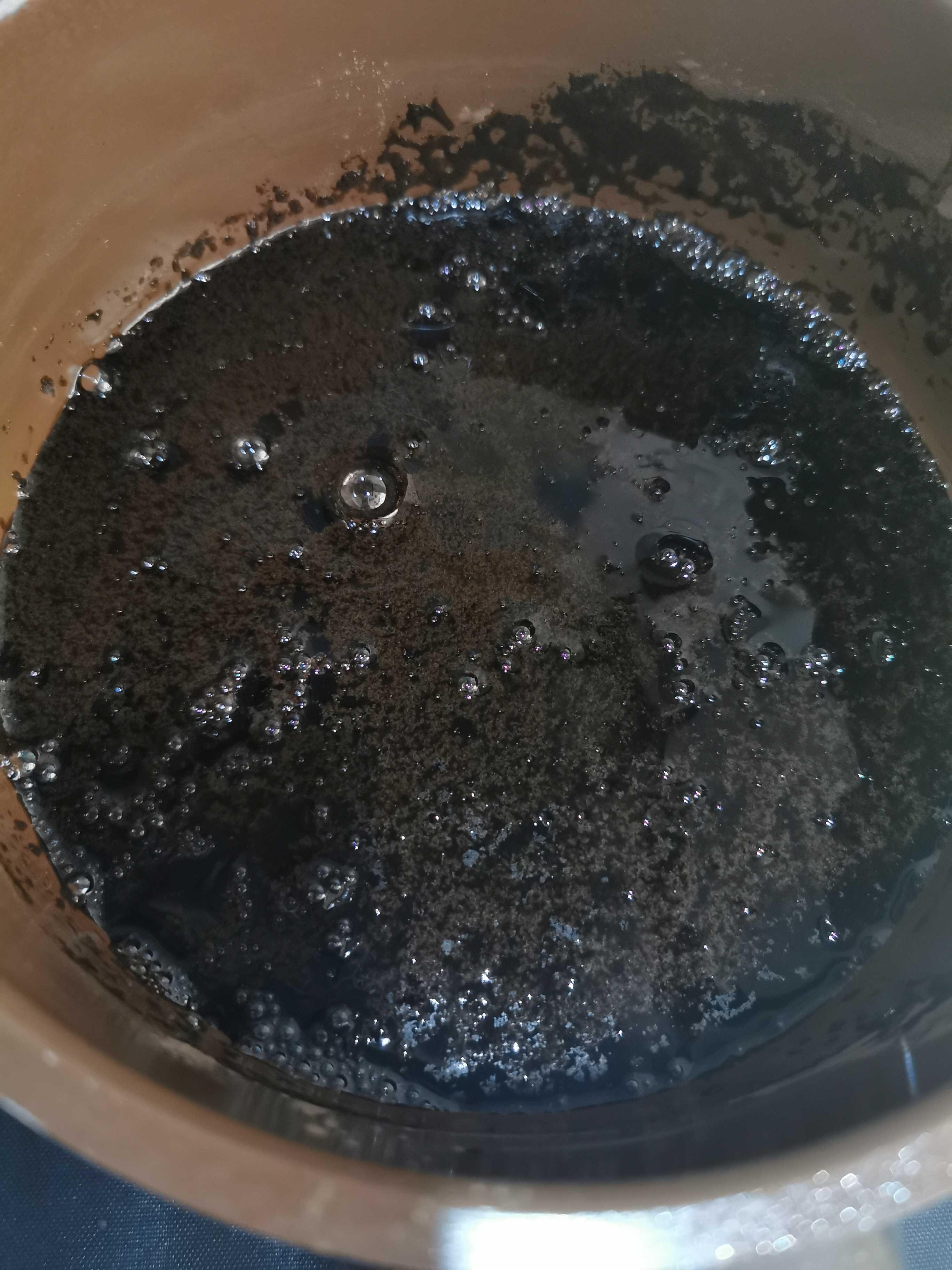 百香果烧仙草果汁的做法图解
