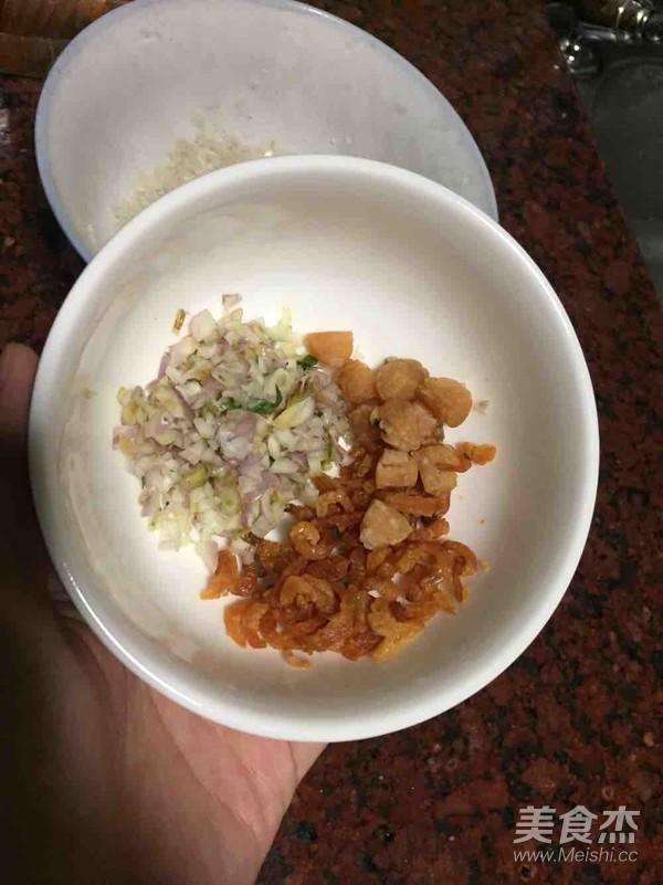 鲜蚝粥沙井生蚝粥的家常做法