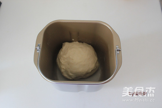 红豆沙花朵面包的做法大全