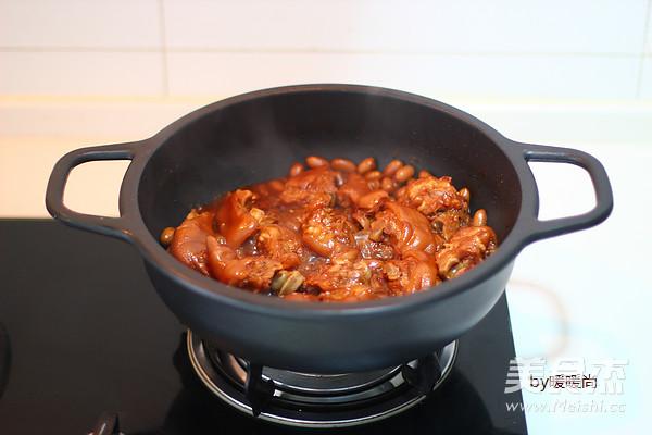 南乳花生烧猪蹄怎么煮