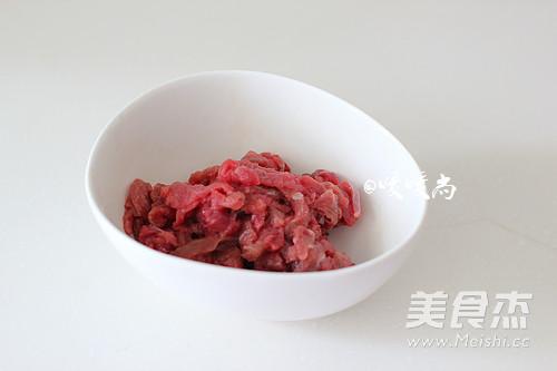 蚝油海鲜菇炒牛柳的做法大全