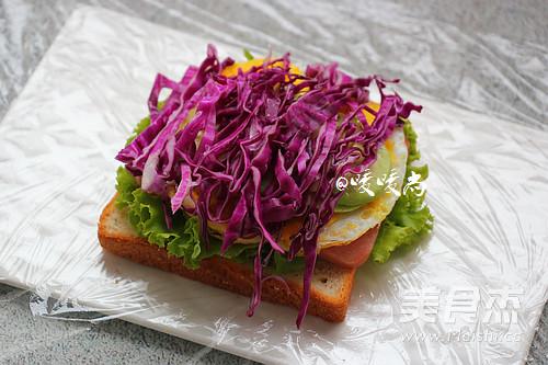 牛油果三明治怎么煮