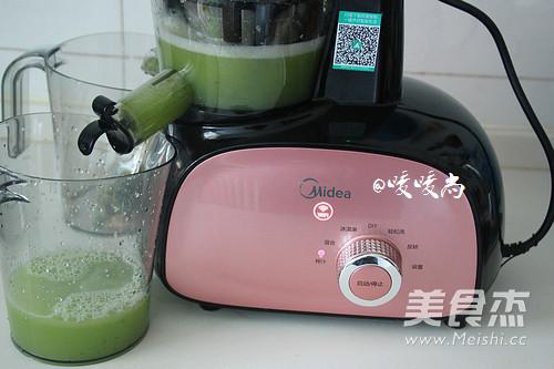 雪梨黄瓜汁的简单做法