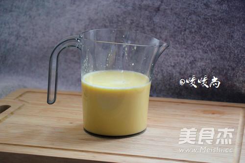 奶香玉米汁怎么吃