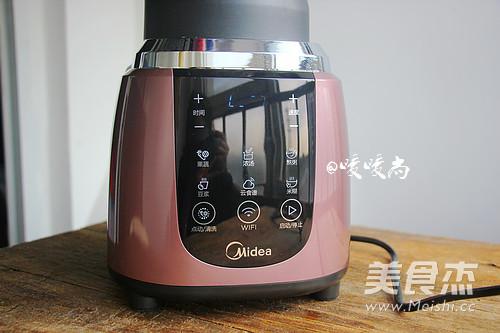 红枣银耳豆浆的家常做法