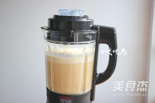 红枣银耳豆浆的简单做法