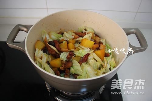 大锅菜怎么煮