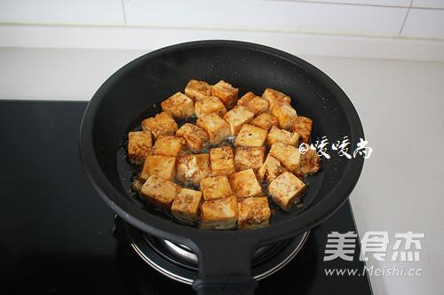 蚝油西兰花烧豆腐怎么吃