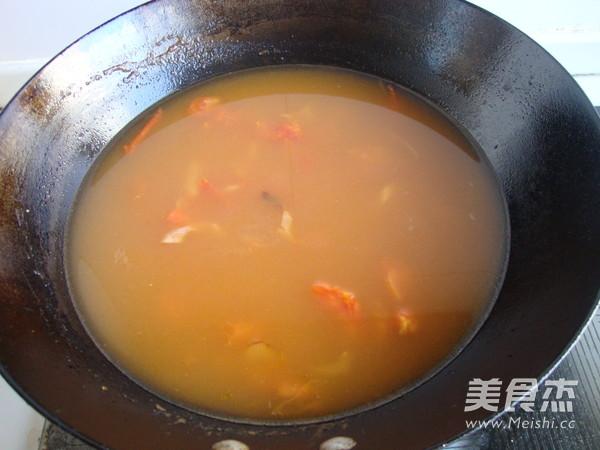 西红柿汤面怎么煮