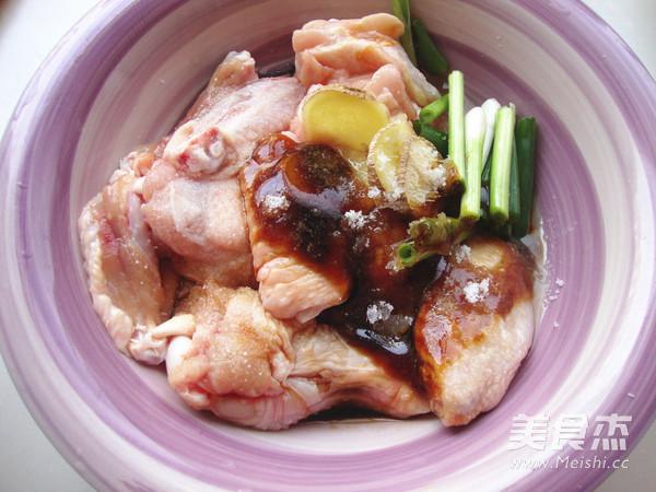 黄焖鸡米饭的做法图解