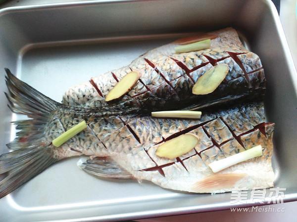 重庆烤鱼的做法图解