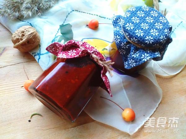 蒜蓉辣酱的制作方法