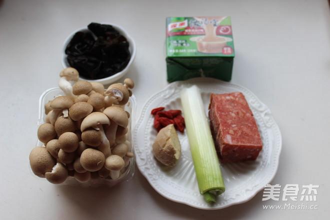 菌菇火锅汤底的做法大全