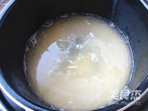 金汤小米海参的简单做法