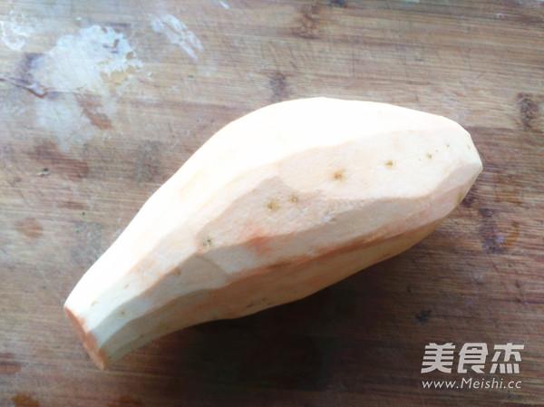 红薯丝饼的做法图解