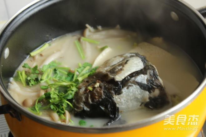 鱼头豆腐汤怎么做