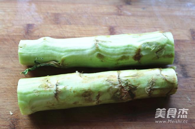 葱香莴苣卷的做法大全