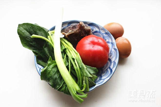 番茄牛肉米线的家常做法