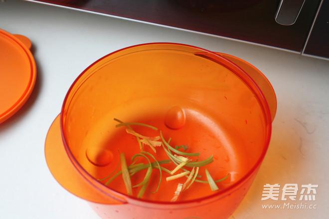丝瓜蘑菇汤的做法图解