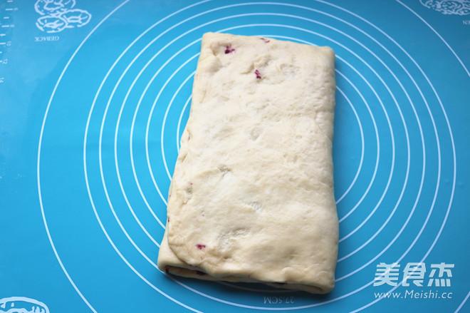 香酥粒紫薯麻花面包的制作大全