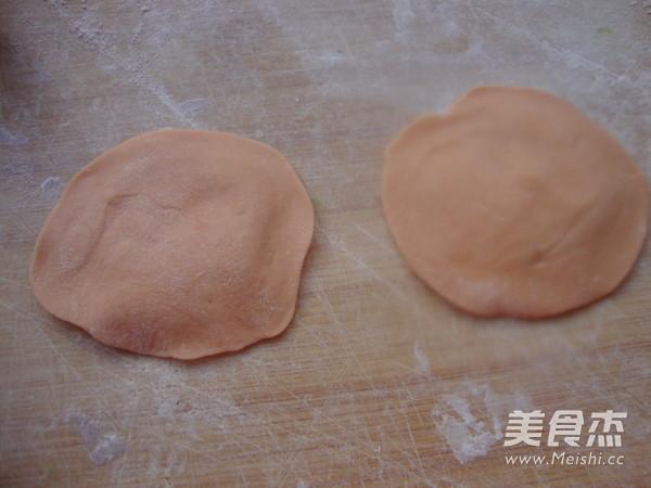 刺猬饺子和向日葵的简单做法