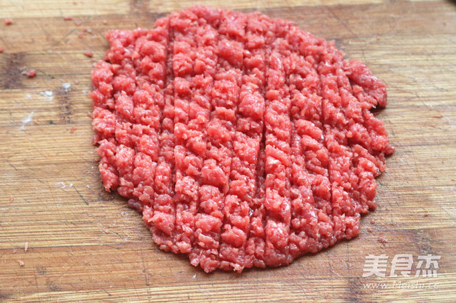 牛肉青椒馅饼怎么吃