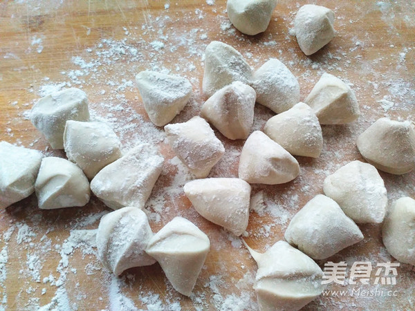 西葫芦馅饺子的做法图解