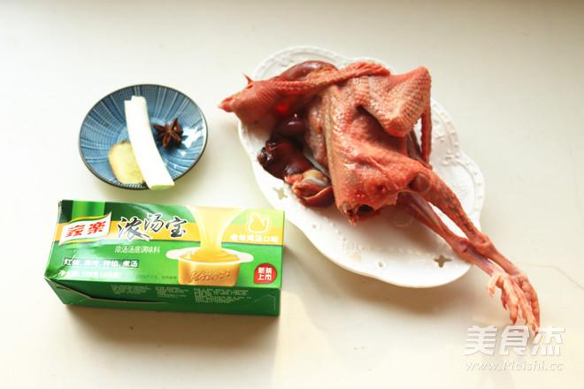 清炖鸽子汤的做法大全