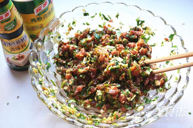 年年有余金鱼蒸饺的家常做法
