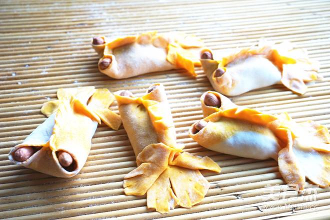 年年有余金鱼蒸饺怎样炒