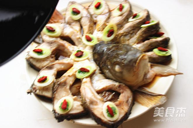 孔雀开屏清蒸鱼怎么煮