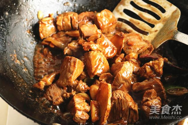 红烧牛肉面怎么炒