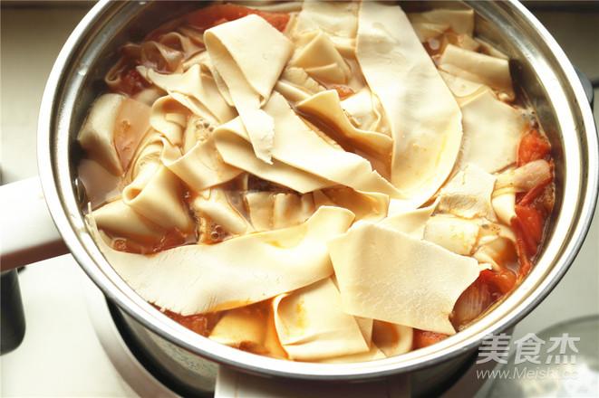 西红柿鸡蛋片儿汤怎么煮