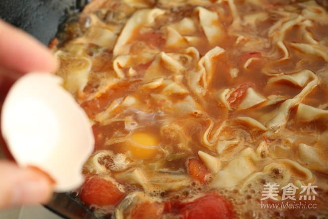快手热汤面怎样炒