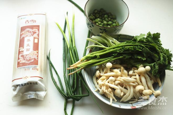 豌豆面的做法大全