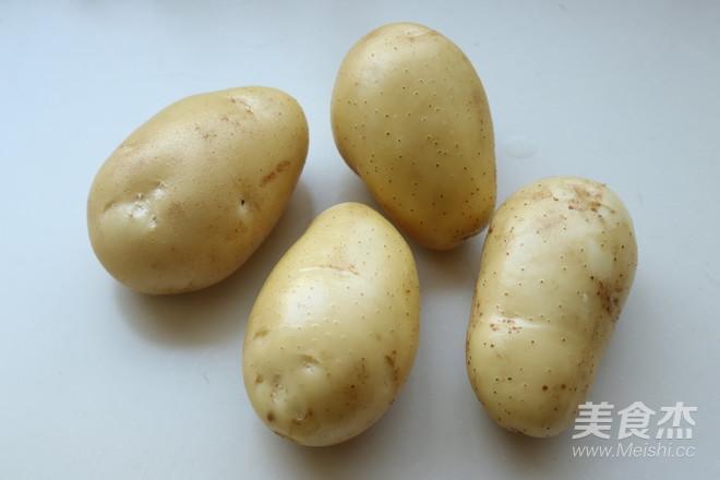 椒盐土豆块的做法大全