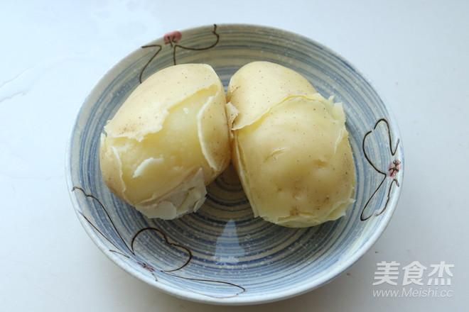 椒盐土豆块的简单做法