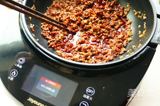牛肉香菇酱拌面怎么煮
