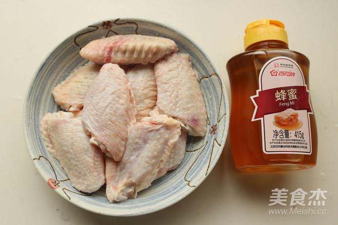 蜜汁烤翅中的做法大全