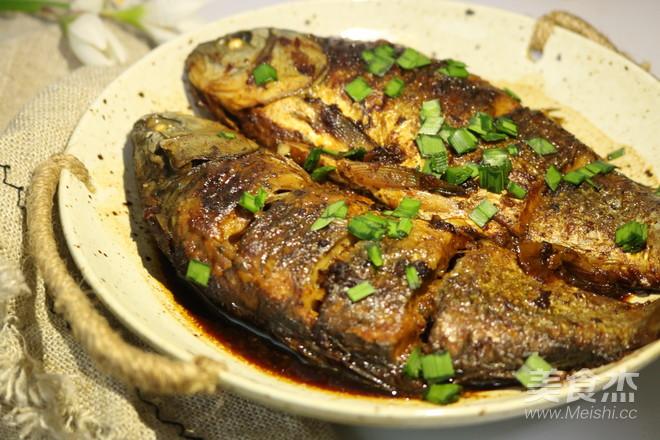 红烧鲫鱼怎么煮
