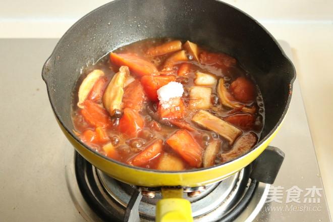 番茄鲫鱼汤怎么炒