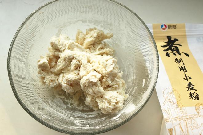 双菇虾仁馄饨的做法图解