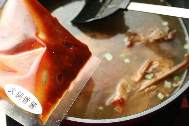 干锅鸭头怎么炒