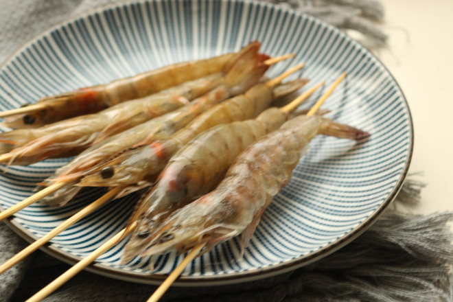 香辣串串虾的家常做法