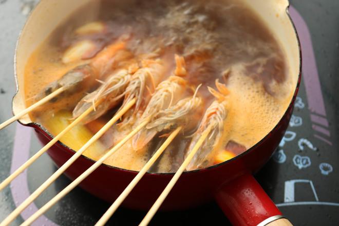 香辣串串虾怎样做