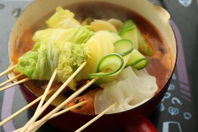 香辣串串虾怎样炒