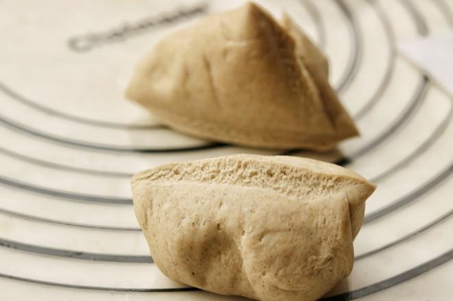 荞麦馒头的简单做法
