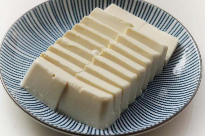 肉末蒸豆腐的简单做法