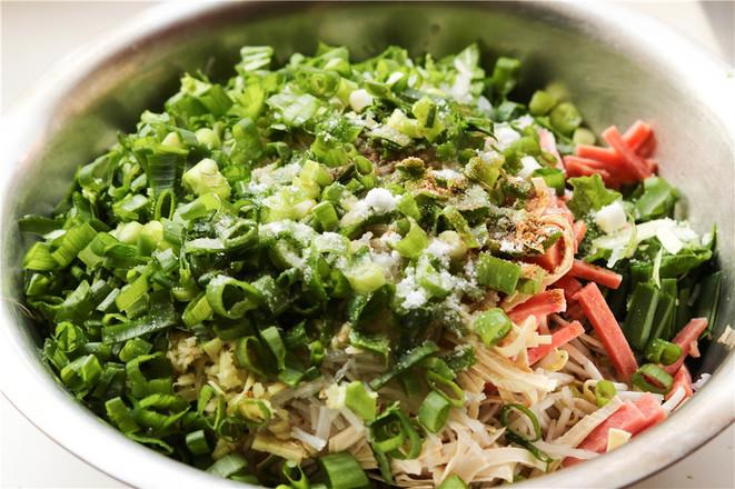 河南菜馍的家常做法